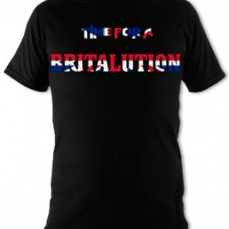 Time For A Britalution Unisex T-Shirt